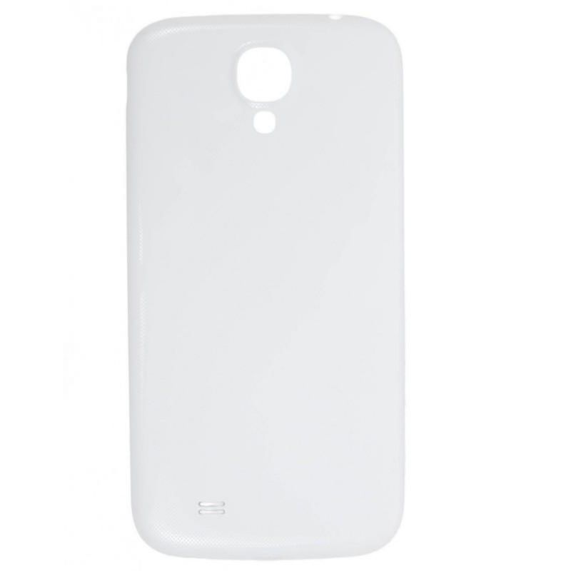 Original Replacement back cover white Samsung Galaxy S4  Screens - Spare parts Galaxy S4 - 1
