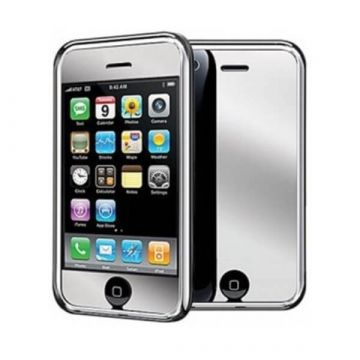 Iphone 3G/3GS screen protection front panel Mirror