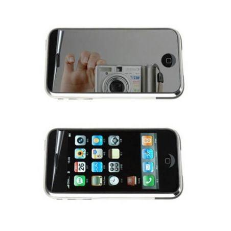 Iphone 3G/3GS Bildschirmschutz Frontplatte Spiegel