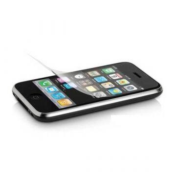 Iphone 3/3GS AV Schermbeschermer 3/3GS Glanzende Film Glanzend