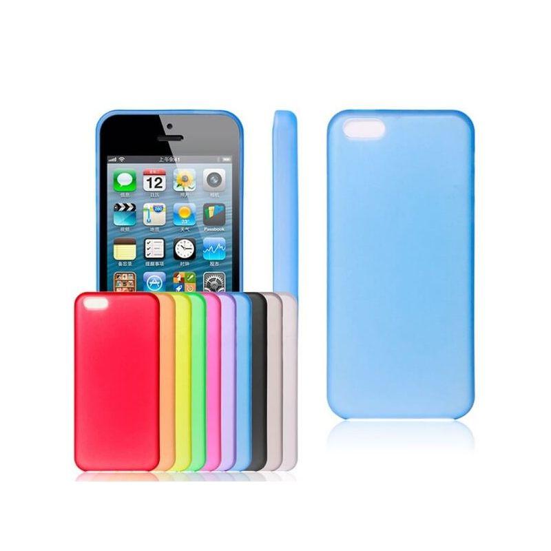 Achat Coque iPhone 5C ultra fine 0.3mm - Housses et coques iPhone 5C - MacManiack