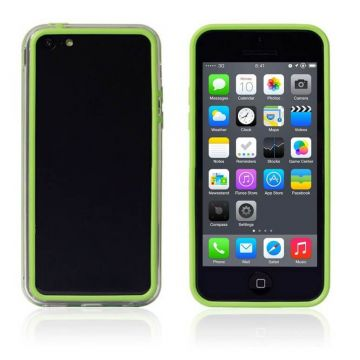 Stoßstange - Kontur TPU Weiß IPhone 5 weiß