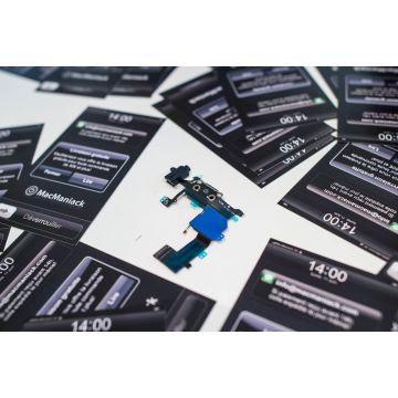 Achat Dock Connecteur de charge Noir pour iPhone 5C IPH5C-021