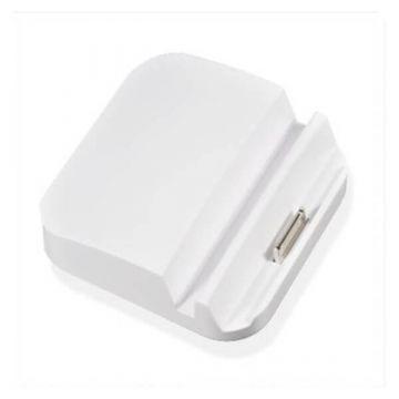 Achat Dock station blanc IPad 2 et iPad 3 CHAPA-003