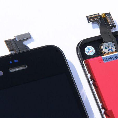Achat Ecran iPhone 4S Noir (Qualité Originale) - Réparation iPhone 4S IPH4S-001