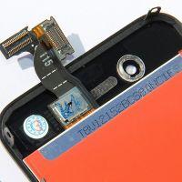 A-Qualität iPhone 4 Schwarz Displayglas, Touchscreen, Front-Dekorahmen. iPhone 4G Schwarz