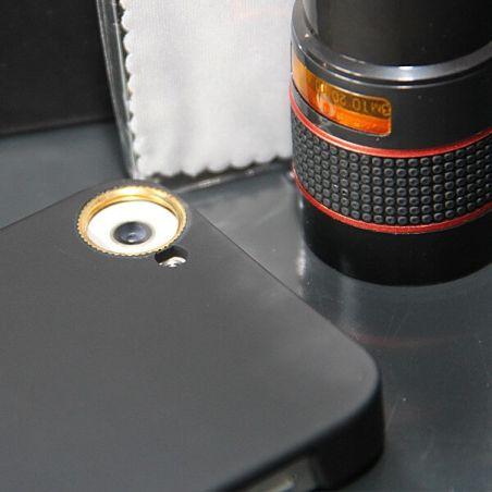 Teleskop mit Zoom X6 für iPhone 5