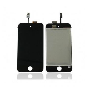 Touch panel & LCD screen iPod Touch 4th generation Black