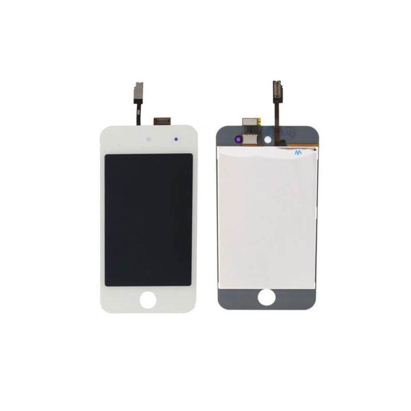 Achat Vitre tactile & écran LCD iPod Touch 4G Blanc PODT4-005