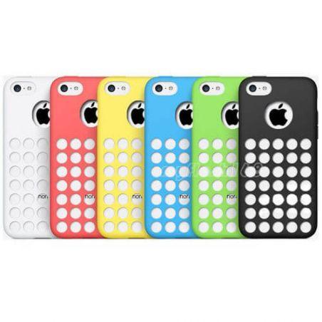 Coque Souple en Silicone iPhone 5C