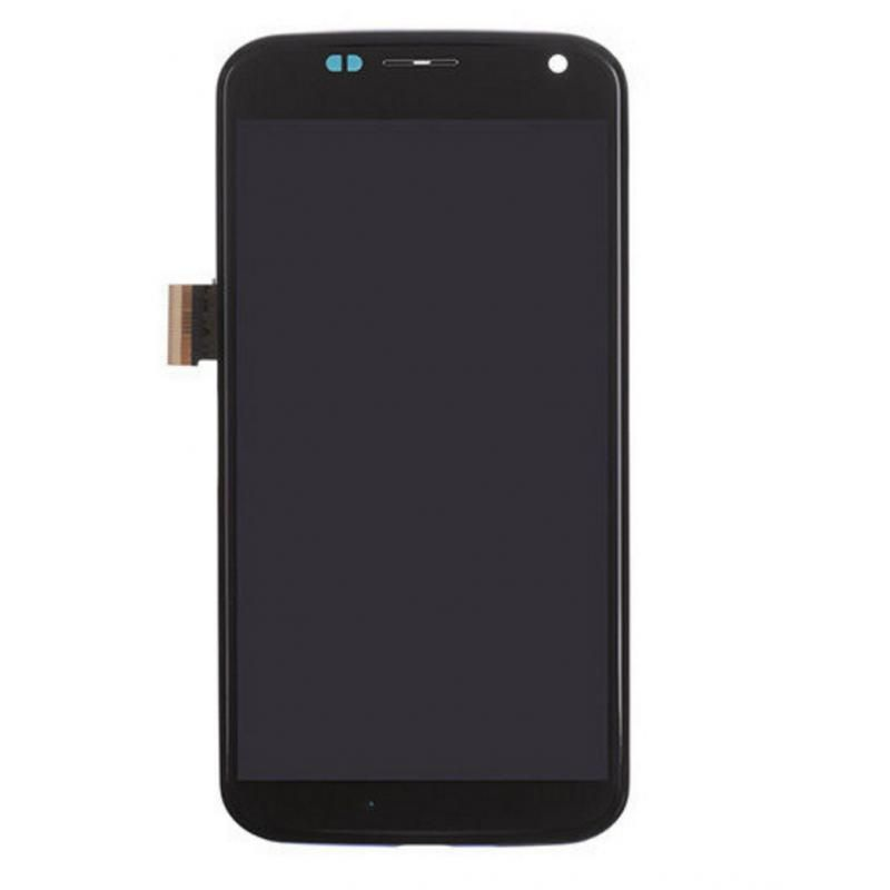 Full BLACK screen (LCD + Touchscreen) - Motorcycle X  Moto X - 1
