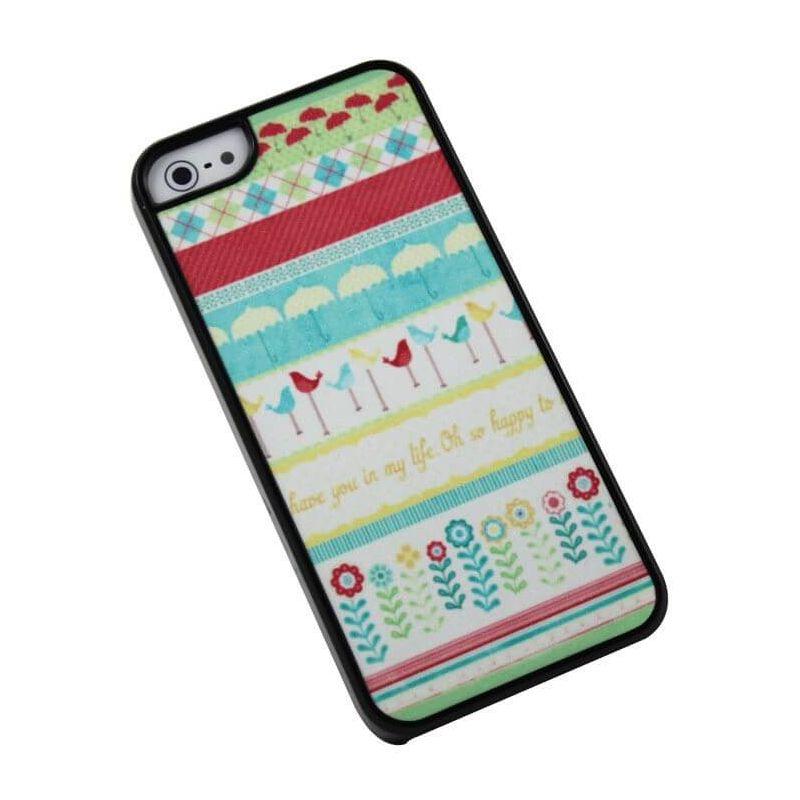 Achat Coque rigide art déco iPhone 5/5S/SE COQ5X-060X