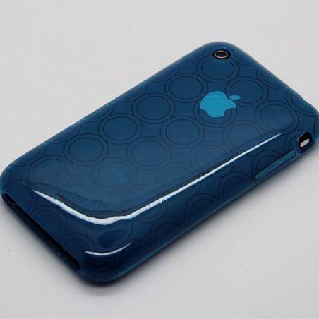 Achat Coque housse iSkin iPhone 3G 3GS
