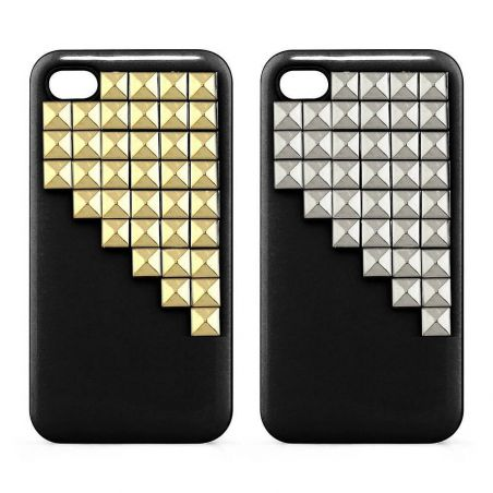 Coque rigide Pyramide Bling Bling iPhone 5/5S/SE