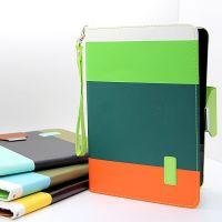 Rainbow Portfolio Stand Stand Case iPad Mini