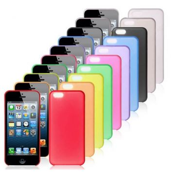 Achat Coque iPhone 4 4S ultra fine 0.3mm