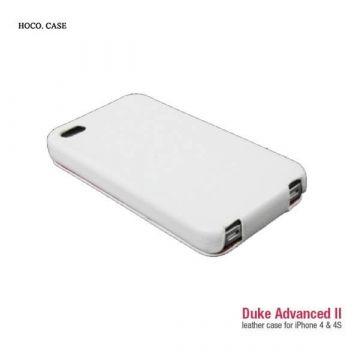 Schwarze Ledertasche Hoco Iphone 4 4 4S