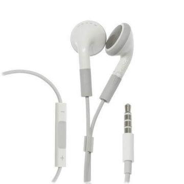 Achat Écouteurs blanc avec contrôle volume iPhone iPod iPad ACC00-024X