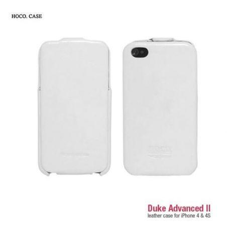 Black Leather Case Hoco Iphone 4 4S