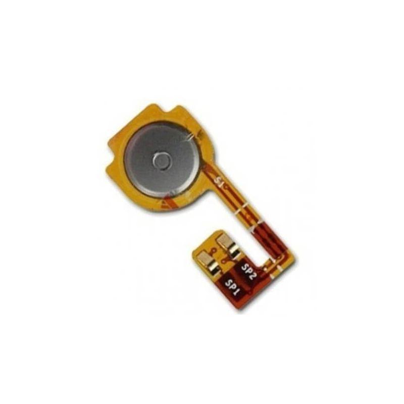 Achat Nappe de bouton home pour iPhone 3G et 3Gs IPH3X-013X