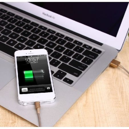 Lightning Cable iOS7 1 meter iPod iPad and iPhone
