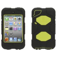Unverwüstliche Schale GRIFFIN SURVIVOR für Ipod touch 4 schwarz