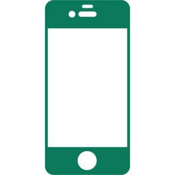 Achat Film protection avant couleur iPhone 4 4S