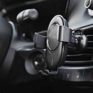 Achat Support voiture et Chargeur sans fil QI CW17