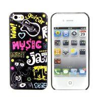 Achat Coque rigide music jazz iPhone 5/5S/SE COQ5X-286X