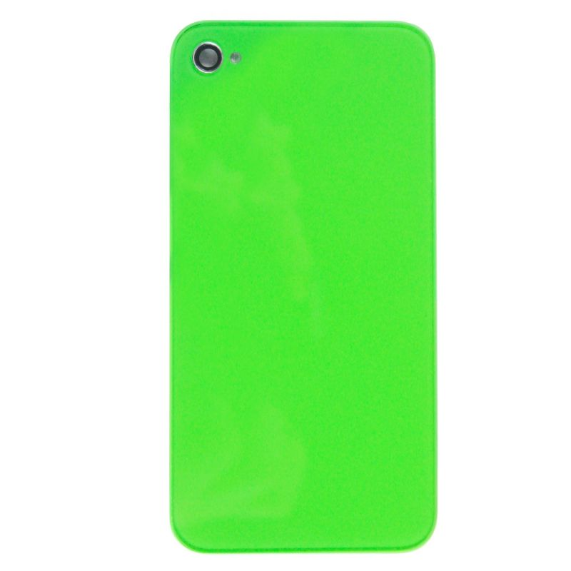 Grüne Ersatzrückwand für iPhone 4S  Rückenschalen iPhone 4S - 1