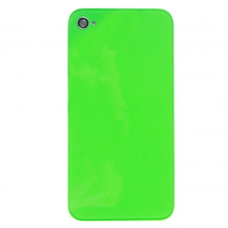 iPhone 4S back cover green  Back covers iPhone 4S - 1
