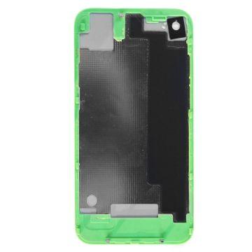 Achat Face arrière de remplacement verte pour iPhone 4S IPH4S-083X