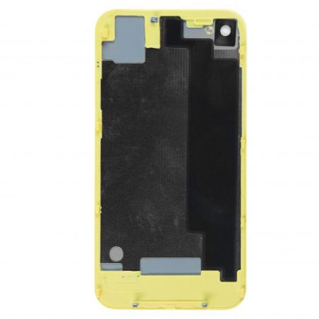 iPhone 4S back cover yellow  Back covers iPhone 4S - 2