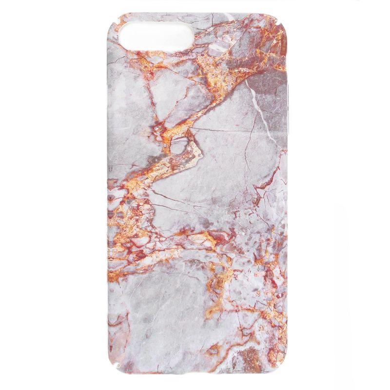 Achat Coque Effet Granit-Marbre iPhone 8 Plus / iPhone 7 Plus ...