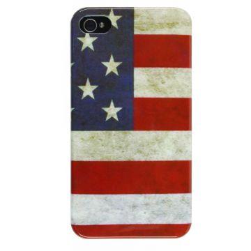 Case Case Case Case Leopard Stil Fall Stil Fall Stil Fall getupft schwarz braun IPhone 4 4 4 4 4 4 4S