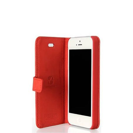 Etui portefeuille Hoco édition Happy Series iPhone 5/5S/SE