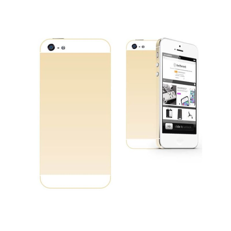 iPhone 5 colored metal frame and contour  Spare parts iPhone 5 - 5