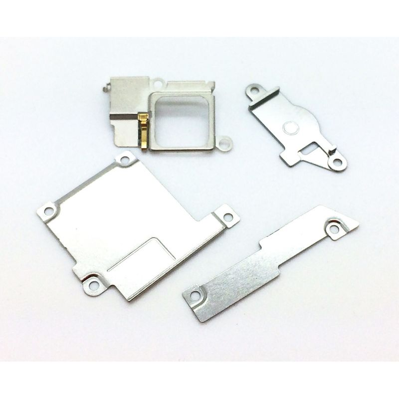 Set 4X Internal Holder Clips iPhone 5S/SE  Spare parts iPhone 5S - 1