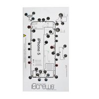 iScrews Hole distribution board for iPhone 5 iScrews Organizational tools - 1
