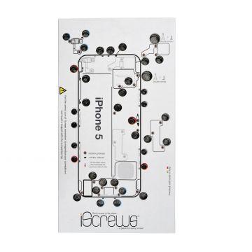 Achat iScrews patron de démontage iPhone 5 OUTIL-035X