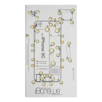 iScrews Hole distribution board for iPhone 5C iScrews Organizational tools - 1