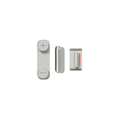 3er Set Buttons ( Power / Mute / Lautstärke ) für iPhone 4 & 4S  Ersatzteile iPhone 4 - 224