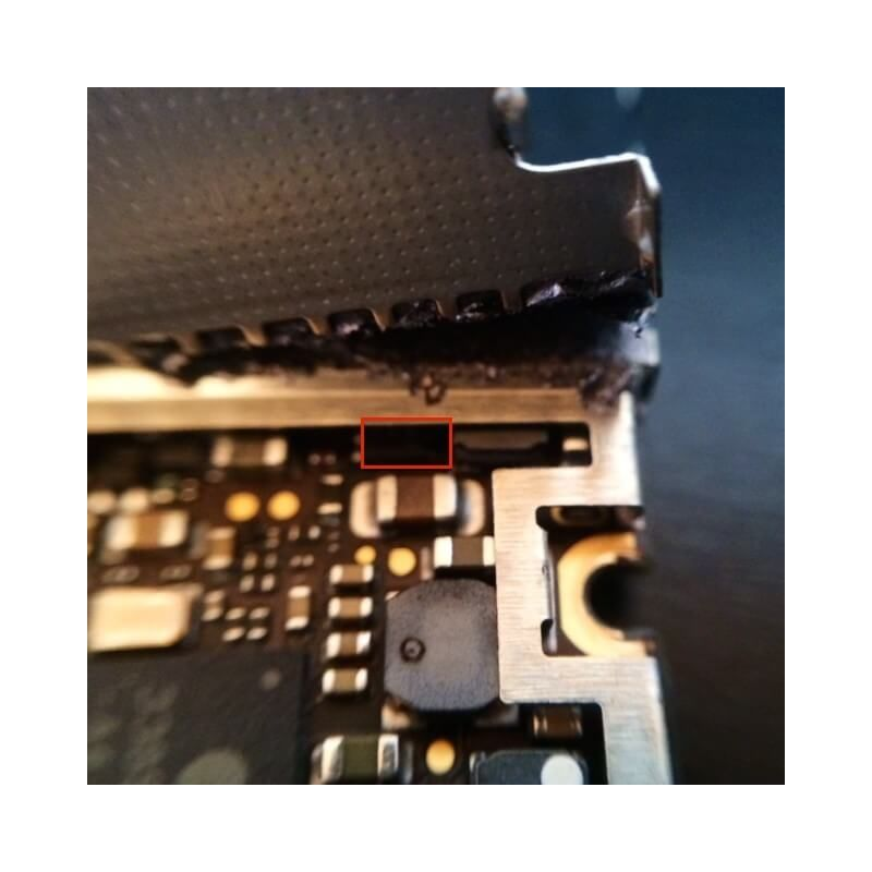 Achat Q1_PMU : problème rétro-éclairage iphone 4 IPH4G-091X