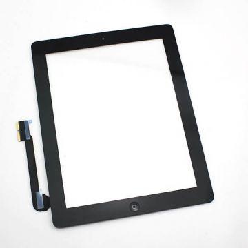 Touchscreen zusamengesetzt für iPad 4 Schwarz  Bildschirme - LCD iPad 4 - 1