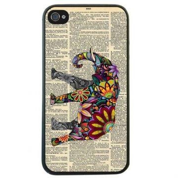 iPhone 5/5S/SE Elefanten Tasche  Zubehör iPhone 5 - 1