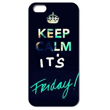 Achat Coque iPhone 4 4S Keep Calm it's Friday COQ4X-228X
