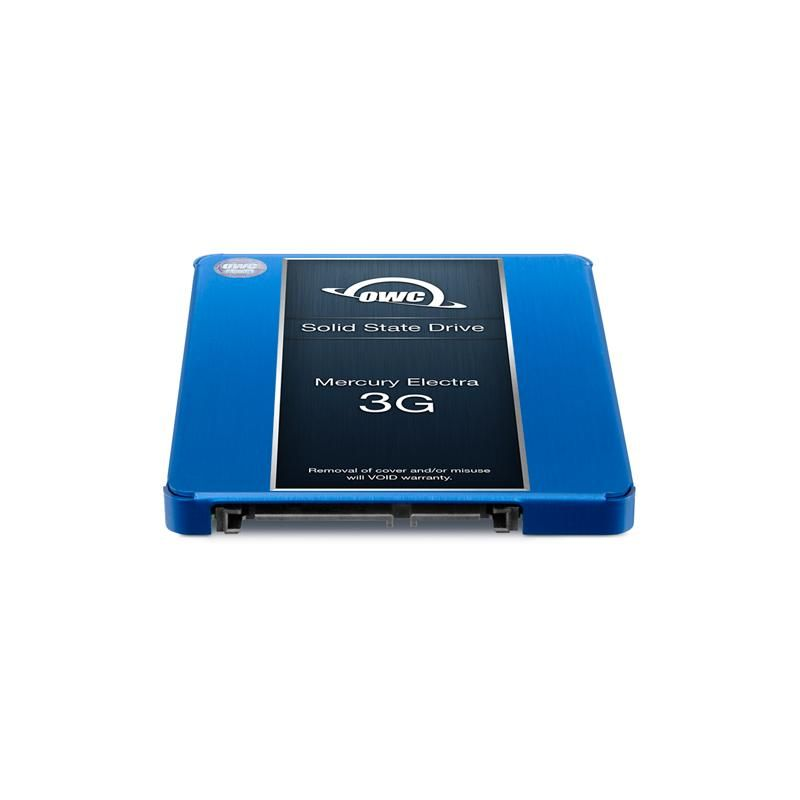 """2.5"""" OWC 500GB Mercury Electra 3G SSD disk OWC MacBook Pro 13"""" Unibody Mi 2010 spare parts (A1278 - EMC 2351) - 1"""