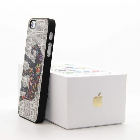 Elephant Hard Case for iPhone 5/5S/SE  Accessories iPhone 5 - 2