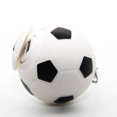Power Bank 2200 MAH Soccer Ball for iPod, iPhone and iPad  Accueil - 4