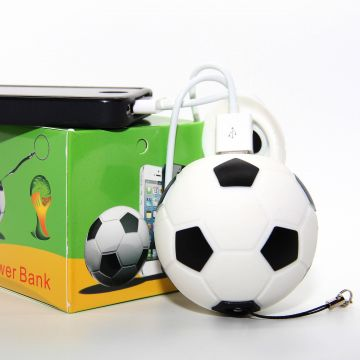 Power Bank 2200 MAH Soccer Ball for iPod, iPhone and iPad  Accueil - 5